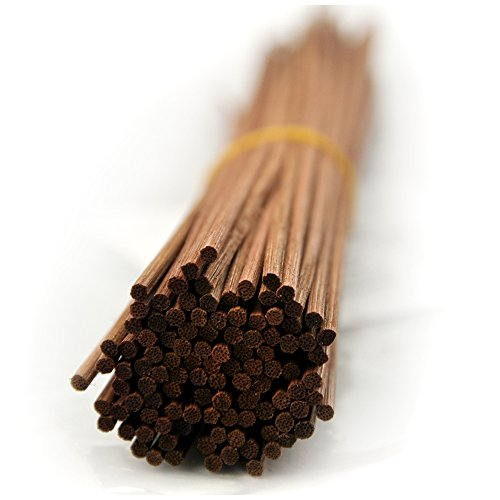 (Ougual 100 Pieces Rattan Reed Diffuser Replacement Refill Sticks 9.8
