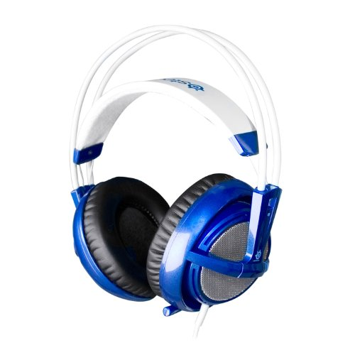 SteelSeries Siberia v2 Full-Size Gaming Headset (Blue) by SteelSeries (Image #5)