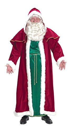 Victorian Santa Adult Costume - Standard ()