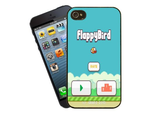 Eclipse Gift Ideas Flappy Bird Game App, Funny Phone Case For iPhone 5 / 5s - Cover