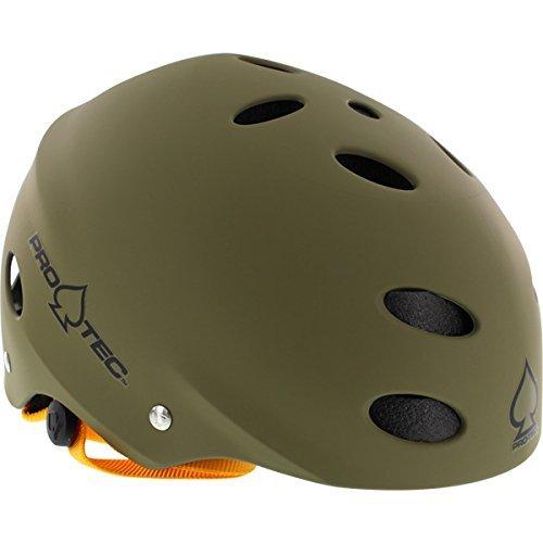 新しい到着 PRO-TEC Skate Small Ace Helmet Skate 2-Stage Foam Liner Moss Green Small Skateboard Helmet [並行輸入品] B06XFG137Q, ROZEBE:0c102510 --- a0267596.xsph.ru