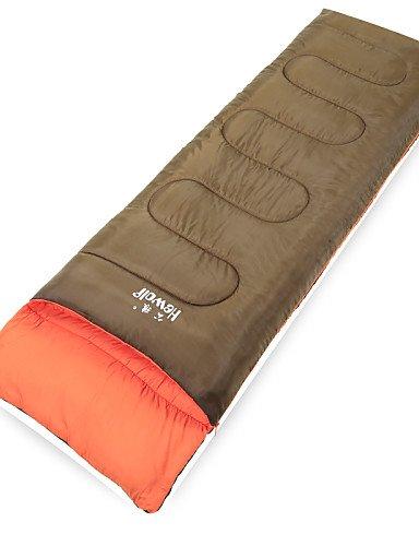 GL Saco de dormir (Café) – Transmisión Humedad/Transpirabilidad/Resistente al viento