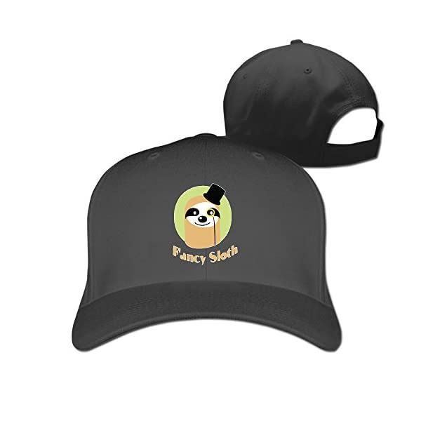 Fancy Sloth Flat Cap Best -