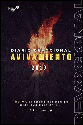 Diario Devocional 2019: Diario de Avivamiento para el 2019 ...
