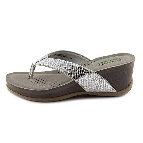 Baretraps - Sandalias de vestir para mujer plata