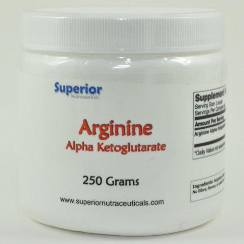 AAKG 250 grammes Arginine AlphaKetoGlutarate 8,92 oz