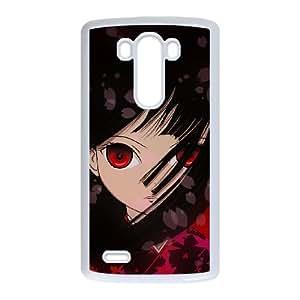 Hell Girl LG G3 Cell Phone Case White bklx