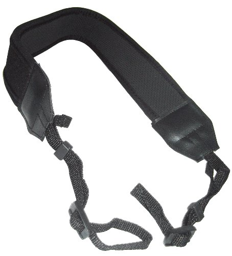 Zeikos Professional Neoprene Wide Neck Strap for Olympus, Fu