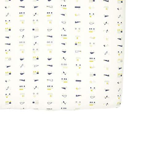 - Pehr Traffic Jam Crib Sheet
