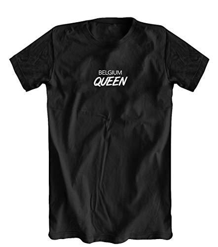 Belgium Queen T-Shirt, Men