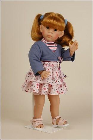 Schildkrot Puppe Betti Gr 45 Cm Von Elisabeth Lindner Mit