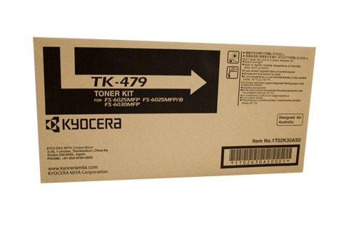 Copystar Original Copier Drum (Copystar OEM Copier Supplies 1T02K30CS0 TONER CARTRIDGE (BLACK) For FS6530 (1T02K30CS0, TK479) - by)