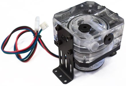 Swiftech MCP655 PWM Pump with Acrylic Pump Top