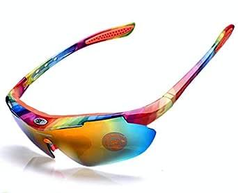 UV400 Cycling Sunglasses MTB Road Sport Driving Fishing Hiking Bike Bicycle Eyewear Protection Glasses Goggles Men Women Unisex Gafas Cicismo [FS-EW006A]