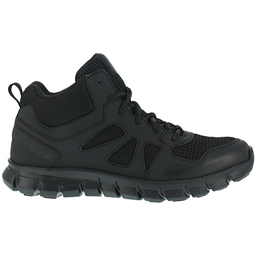 Reebok Women's Sublite Cushion RB805 Military and Tactical Boot, Black, 6 W US by Reebok (Image #1)