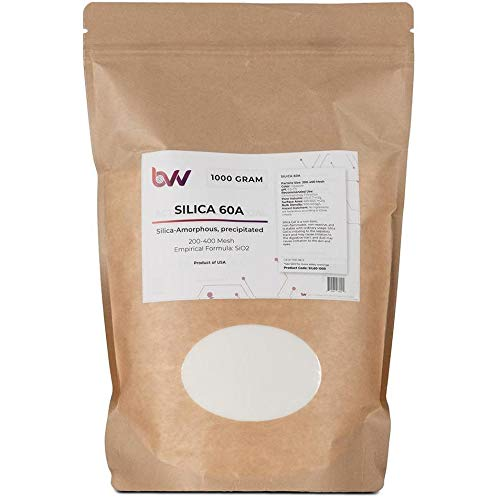 BVV Silica 60A- 1000 Gram Bag by BEST VALUE VACS