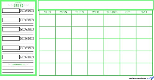 college student planner and wall calendar green 645789981418 ebay