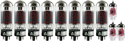 Vacuum Tube Set for ENGL Tube Poweramp E850/100, Apex Matched