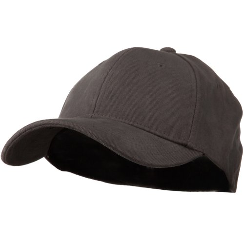 Stretch Cotton Fitted Cap - 8