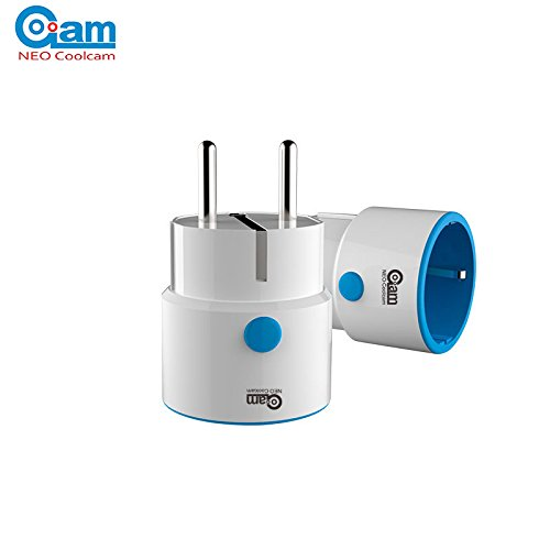 NEO COOLCAM Z-wave EU Smart Power Plug Socket Home Automation Alarm System Home Compatible