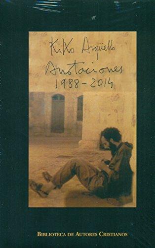 Anotaciones 1988 -2014
