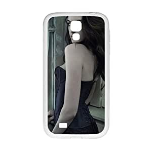 Happy Anne Hathaway Design Pesonalized Creative Phone Case For Samsung Galaxy S4