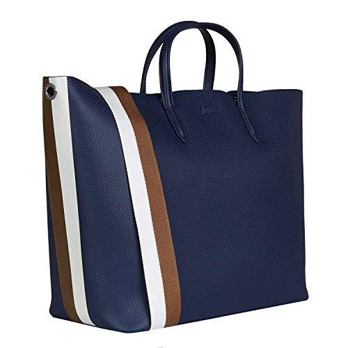 Shopping Pour Lacoste Femme Sac Bleu xZYwTY
