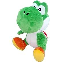 Little Buddy Super Mario Bros 6-Inch Yoshi Plush