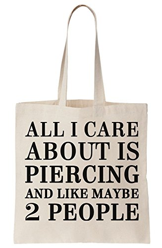 All People Canvas Is About And Piercing Maybe Tote Care Like Bag 2 I zq4vwzxr
