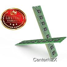 CenterNEX® 4GB Memory KIT (4 x 1GB) For Asus PTG Series PTGD2-LA (Grouper) PTGV-LM (Non-ECC). DIMM DDR2 NON-ECC PC2-3200 400MHz RAM Memory.