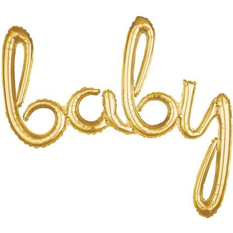 Top recommendation for oh baby balloons gold jumbo