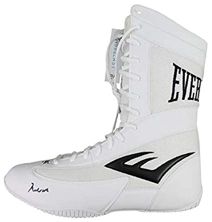 36b40051c Muhammad Ali Signed Everlast Boxing Shoe Auto Graded Gem Mint 10! PSA  #4A54357 at Amazon's Sports Collectibles Store