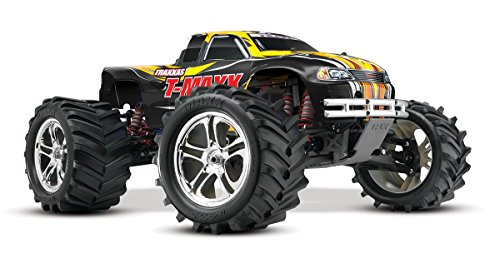 Traxxas T-Maxx Classic: 1/10-Scale Nitro-Powered 4WD Mons...