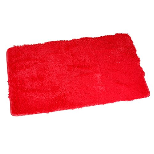 Auralum tappetino tappeto da bagno tappeti moderni camera da letto 80 x 150 cm negozio online - Tappeti camera da letto amazon ...