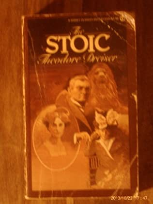 book cover of The Stoic