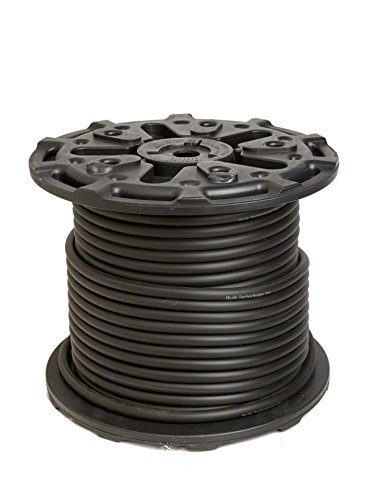 MixAirTech Sinking Hose, Black, 3/8-Inch/300-Feet
