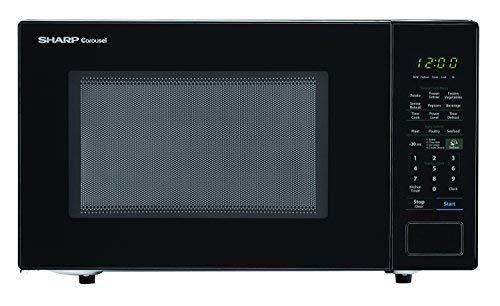 Sharp Microwaves ZSMC1441CB Sharp 1,000W Countertop Microwav