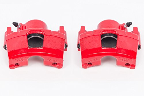 Power Stop (S4356) Performance Calipers, Front