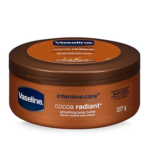 (Vaseline Smoothing Body Butter with Cocoa and Shea Butters 8 oz)