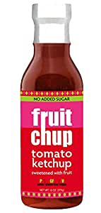Fruitchup Paleo Ketchup (13 oz bottle)