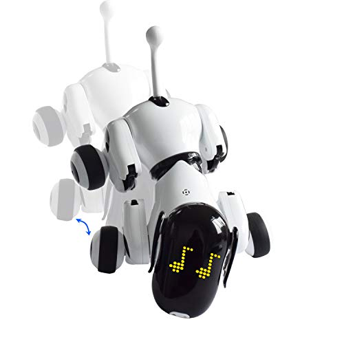 Contixo Puppy Smart Interactive Robot Pet Toy for Kids, Voice, App, and Touch Controlled by Contixo (Image #6)