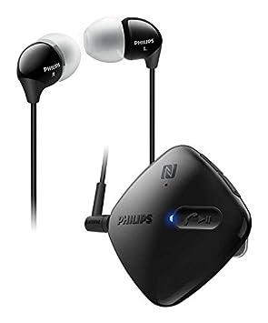 Philips SHB5100WT/00 - Auriculares in-ear estéreo con Bluetooth, color blanco: Amazon.es: Electrónica