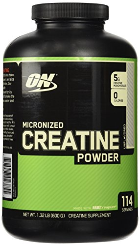 Optimum Nutrition - Creatine Powder 600 g powder