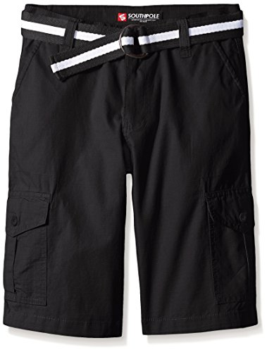 Southpole Belted Ripstop Basic Shorts