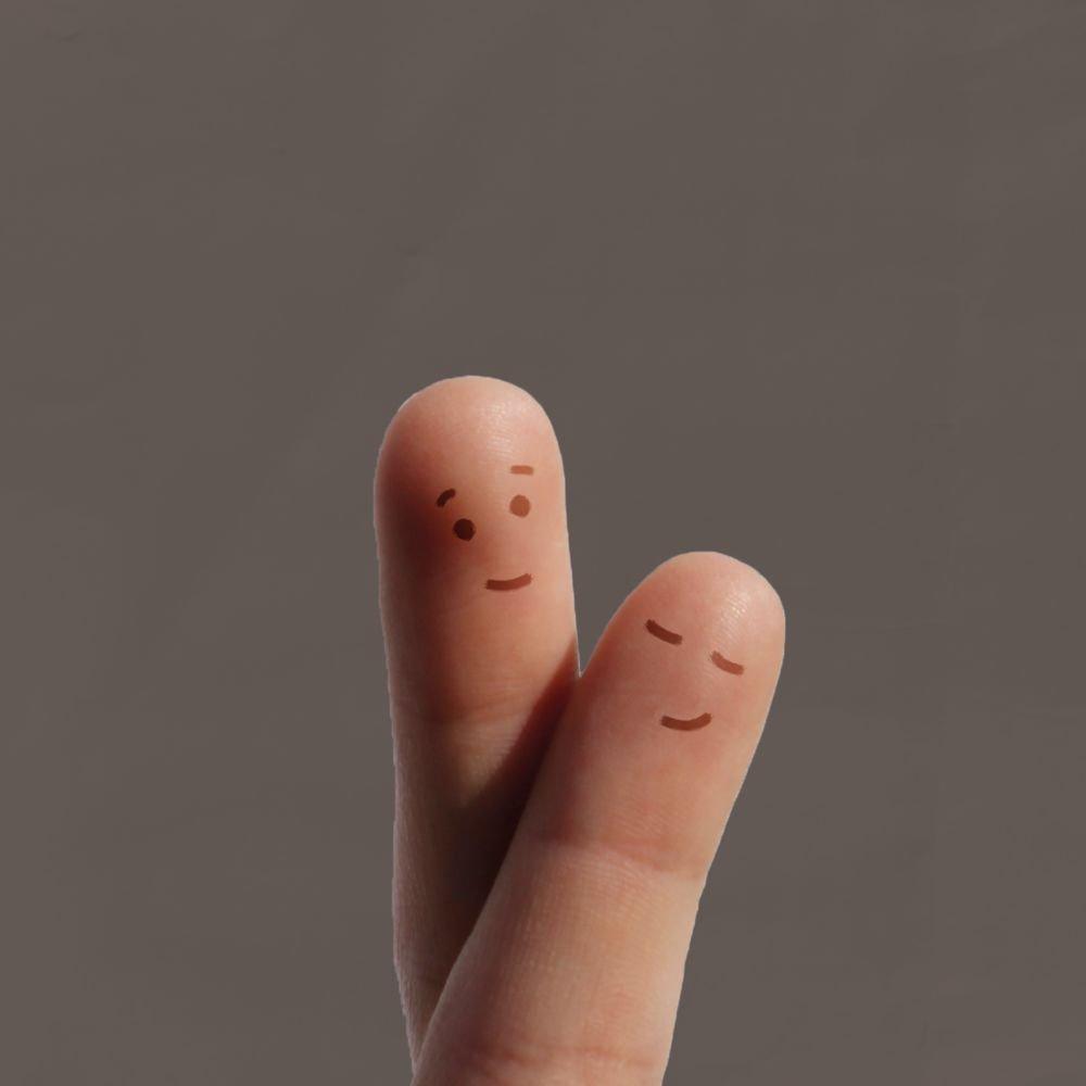 Kartenparadies Danksagung für Hochzeitsgeschenke Hochzeit Dankeskarte Dankeskarte Dankeskarte Fingerpaar, hochwertige Danksagungskarte Hochzeitsglückwünsche inklusive Umschläge   10 Karten - (Format  215x105 mm) Farbe  HellRosa B01NBX4BRZ | Trendy  | Attrakt 4699e4