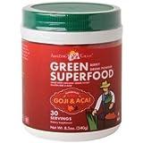 Verde Super alimento bebida en polvo–210–240g–Cartucho de Goji Acai