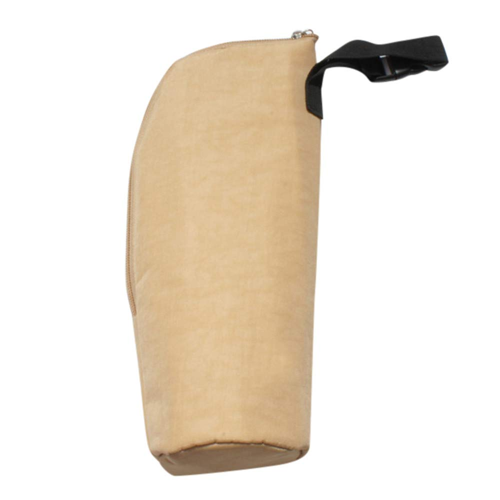 Jeeke Lunch Bag,Baby Milk Bottle Insulation Bag Feeding Bottle Warmer Thermal Cooler Cover Hang,Light Weight Easy to Clean