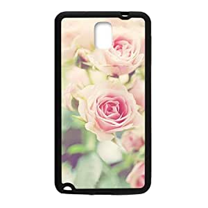 MaryGilbert Scratch-free Phone For SamSung Note 4 Case Cover - Retail Packaging - Summer Flowers