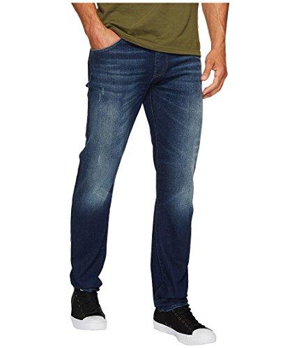 Mavi Jeans  Men's Jake Regular Rise Slim in Dark Brooklyn Da