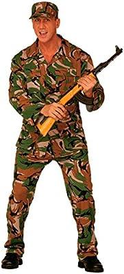 Disfraz de soldado para hombre traje de combate y Soldados del ...